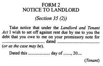 Section 27 Notice Landlord And Tenant Act 28 Images